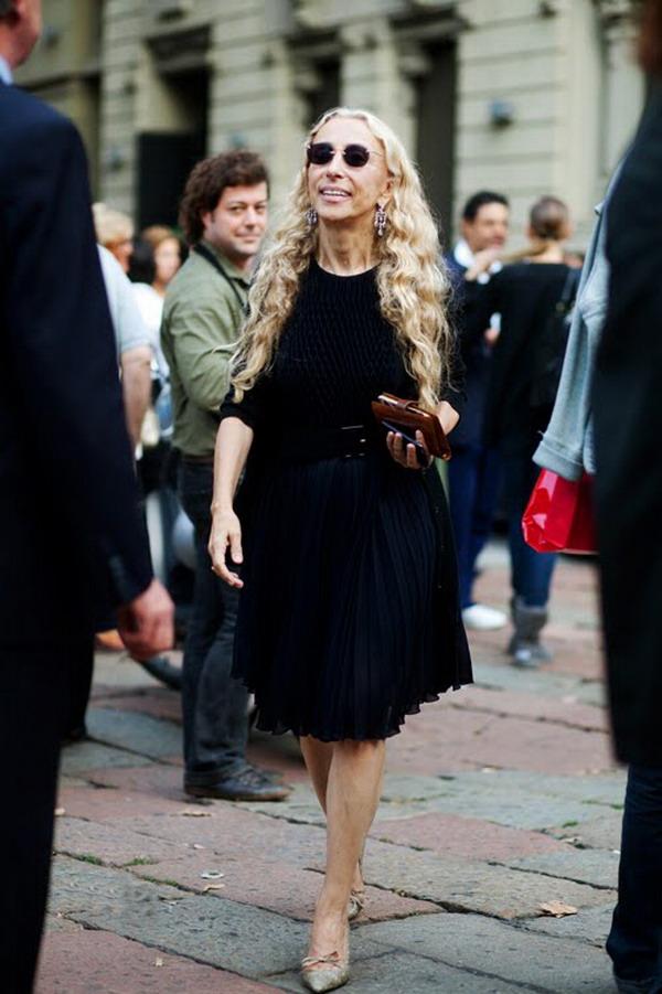 galerija franca4 La Moda Italiana: La donna