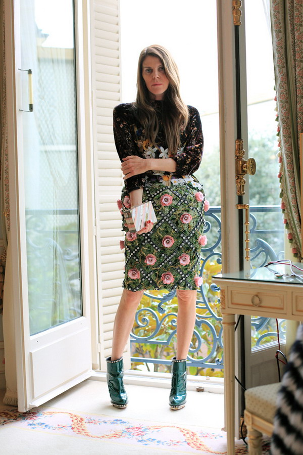 galerija ana4 La Moda Italiana: La donna