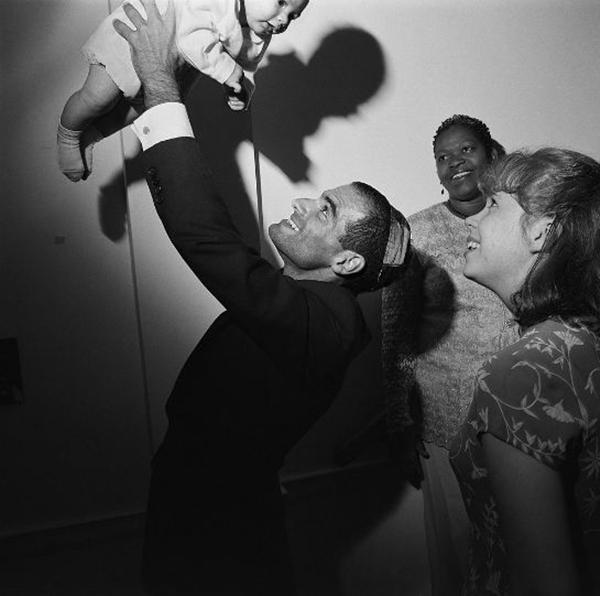 larry fink 3 Larry Fink: Virtuoz fotografije