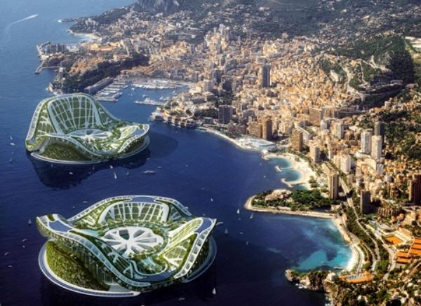 b5 vincent callebaut lilypads 4 small Zelena arhitektura   Arhitektura budućnosti deo 2.