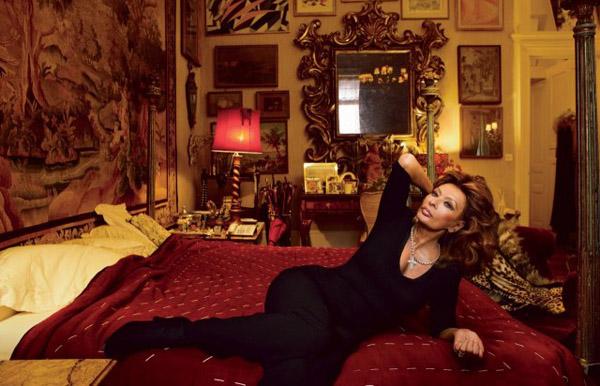 galerija 5 Ljudi koji su pomerali granice: Sofia Loren