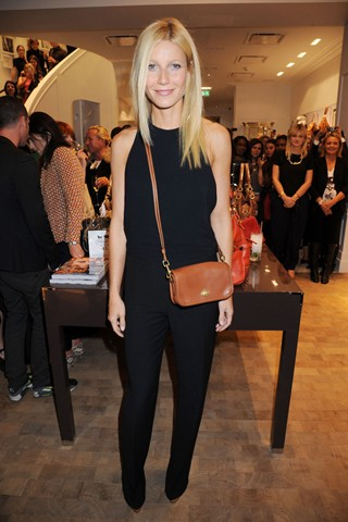 gwyneth palthrow Vogue Fashion`s Night Out London