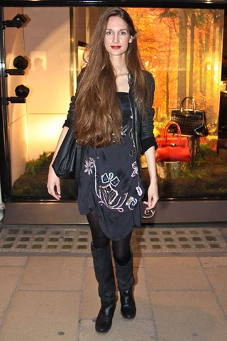 street chic 15 london vfno Vogue Fashion`s Night Out London