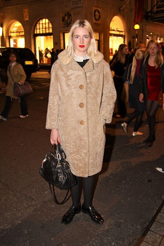 street chic 3 london vfno Vogue Fashion`s Night Out London