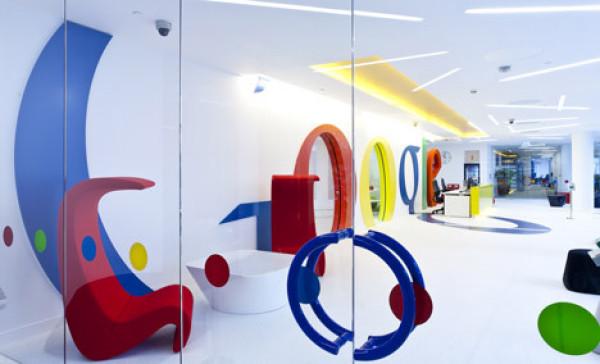 60606570 Google kancelarije širom Evrope