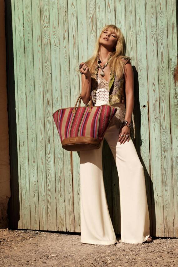 kate moss 8 570x855 Kate Moss za Longchamp