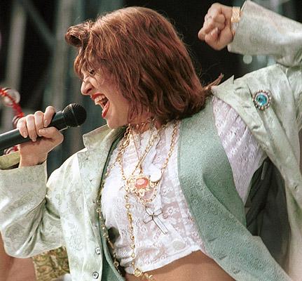 fashion flashback madonna 1985 Modni kameleon   Madonna