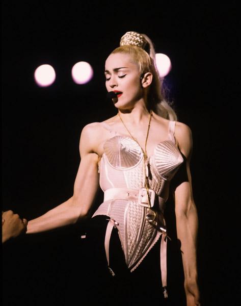 madonna blond ambition tour Modni kameleon   Madonna