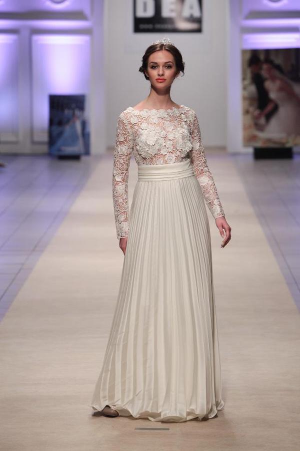 dea sposa Fashion Week Skoplje: Maja Kikiritkova i Khristina Despotovska