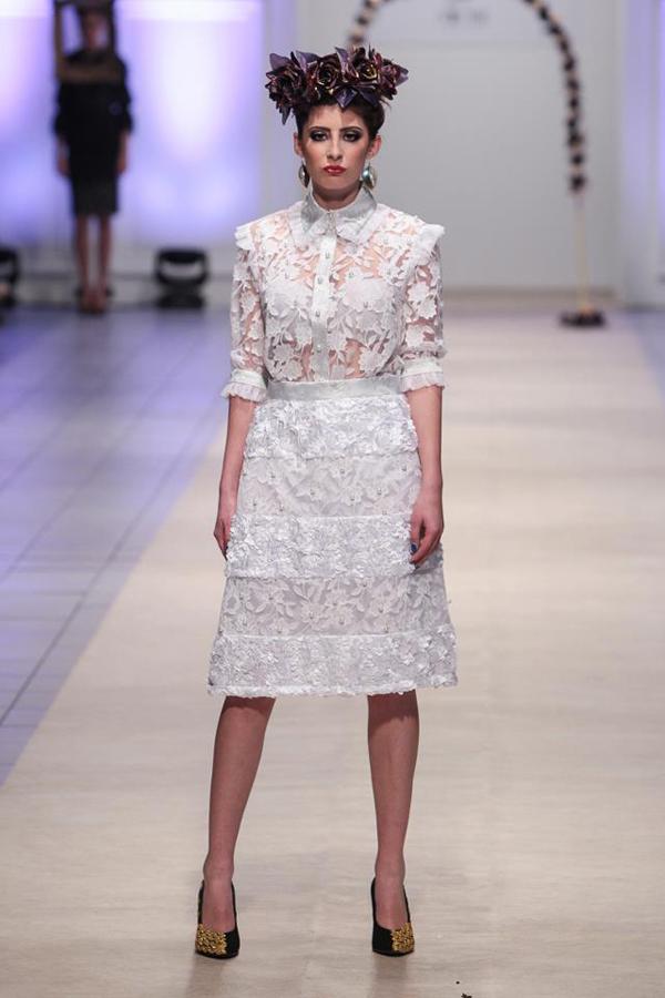 maja kikiritkova 1 Fashion Week Skoplje: Maja Kikiritkova i Khristina Despotovska