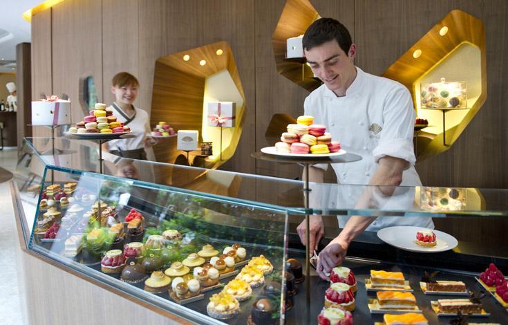 mopar 24 cake shop hotel gallery pop1 Mandarin Oriental Paris: Hotel za ljubitelje luksuza