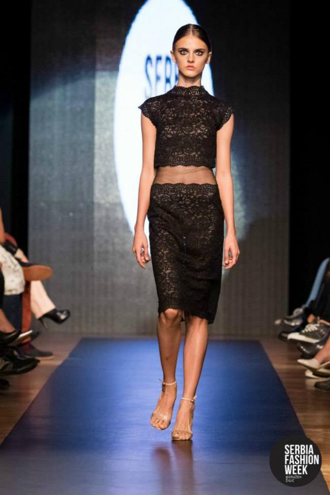 marija sabic 1 Marija Šabić: Visoka moda na Serbia Fashion Week u