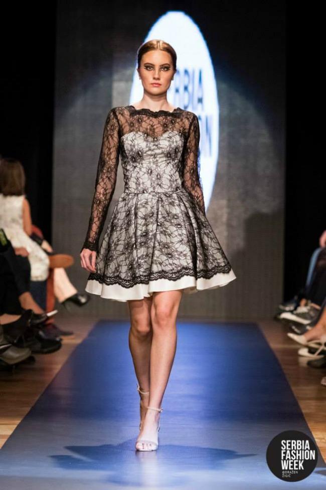 marija sabic 11 Marija Šabić: Visoka moda na Serbia Fashion Week u