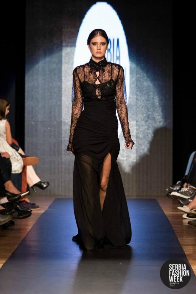 marija sabic 16 Marija Šabić: Visoka moda na Serbia Fashion Week u