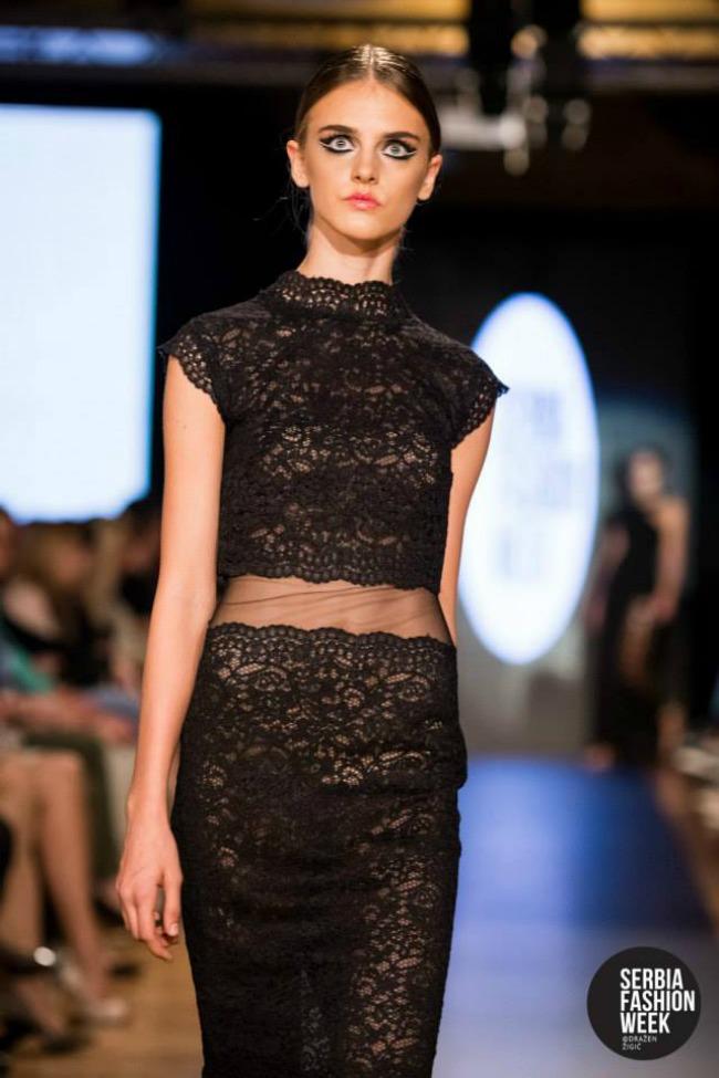 marija sabic 17 Marija Šabić: Visoka moda na Serbia Fashion Week u