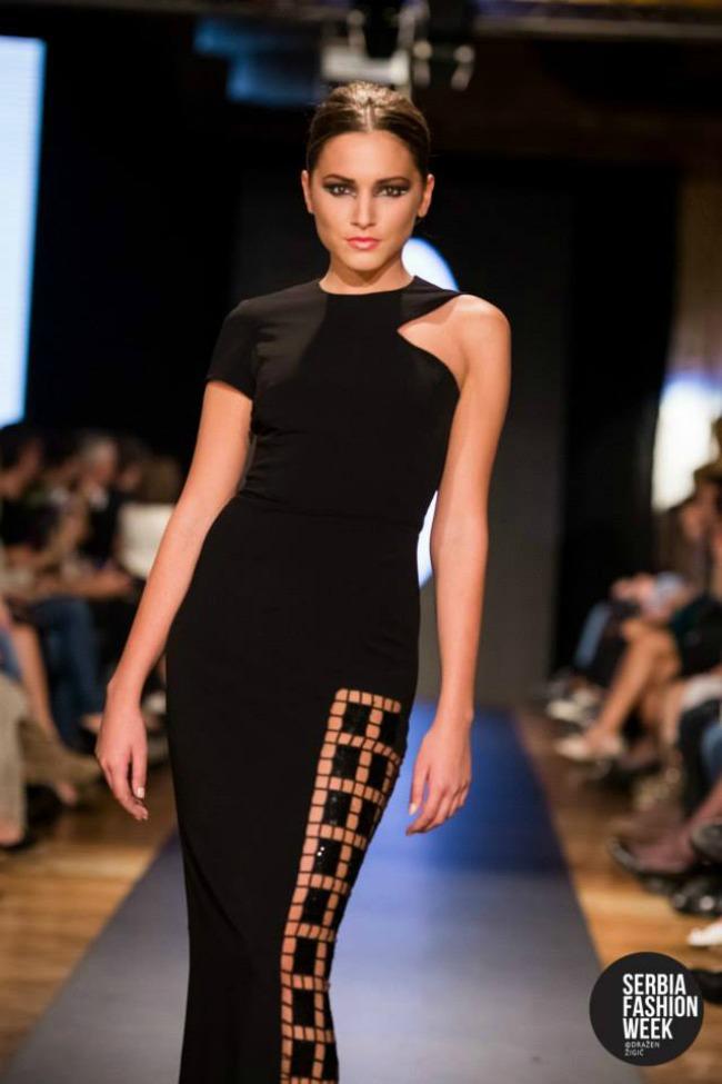marija sabic 18 Marija Šabić: Visoka moda na Serbia Fashion Week u