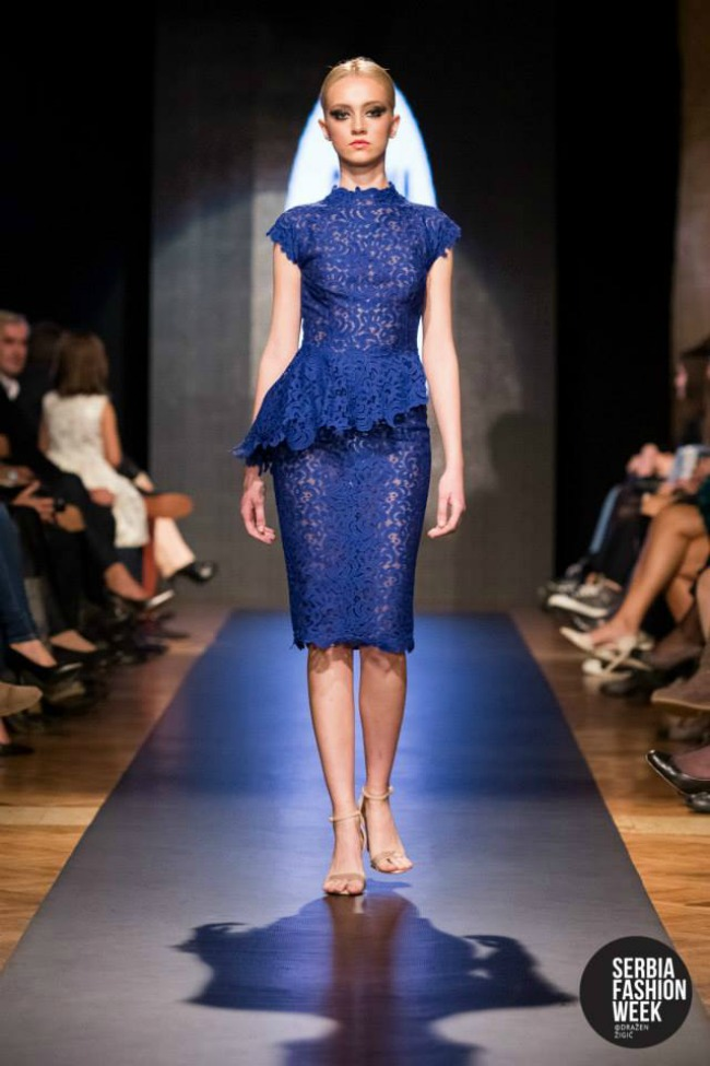 marija sabic 2 Marija Šabić: Visoka moda na Serbia Fashion Week u