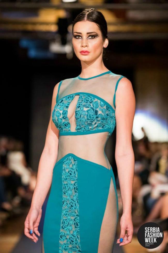 marija sabic 20 Marija Šabić: Visoka moda na Serbia Fashion Week u