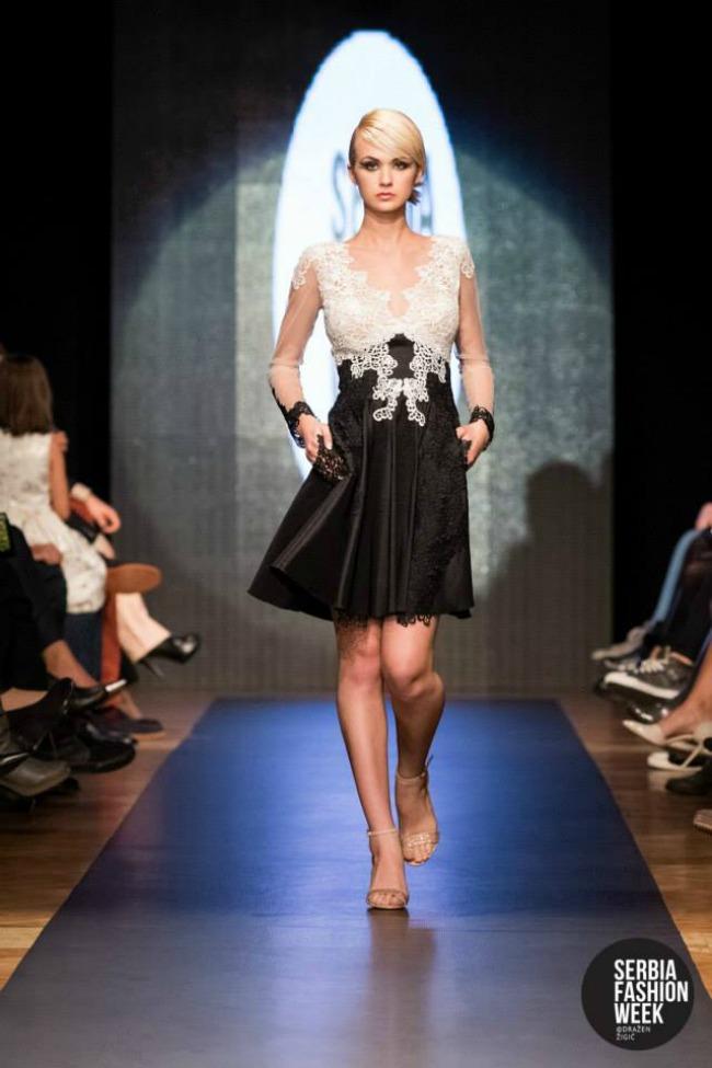 marija sabic 3 Marija Šabić: Visoka moda na Serbia Fashion Week u