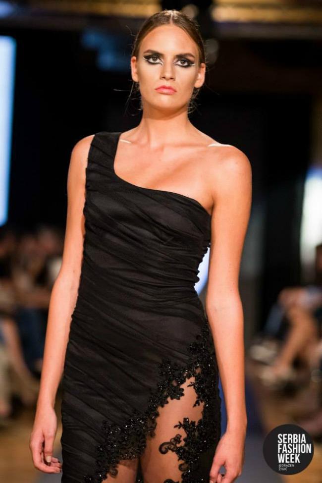 marija sabic 4 Marija Šabić: Visoka moda na Serbia Fashion Week u