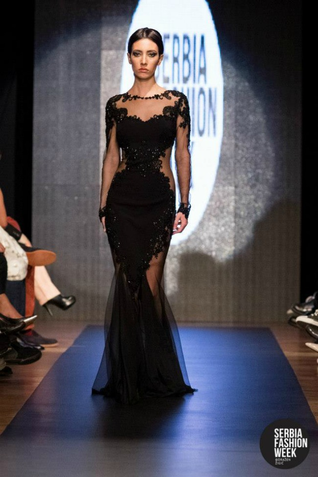 marija sabic 6 Marija Šabić: Visoka moda na Serbia Fashion Week u