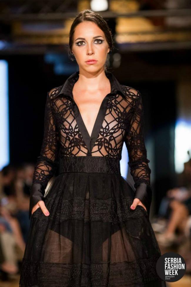 marija sabic 8 Marija Šabić: Visoka moda na Serbia Fashion Week u