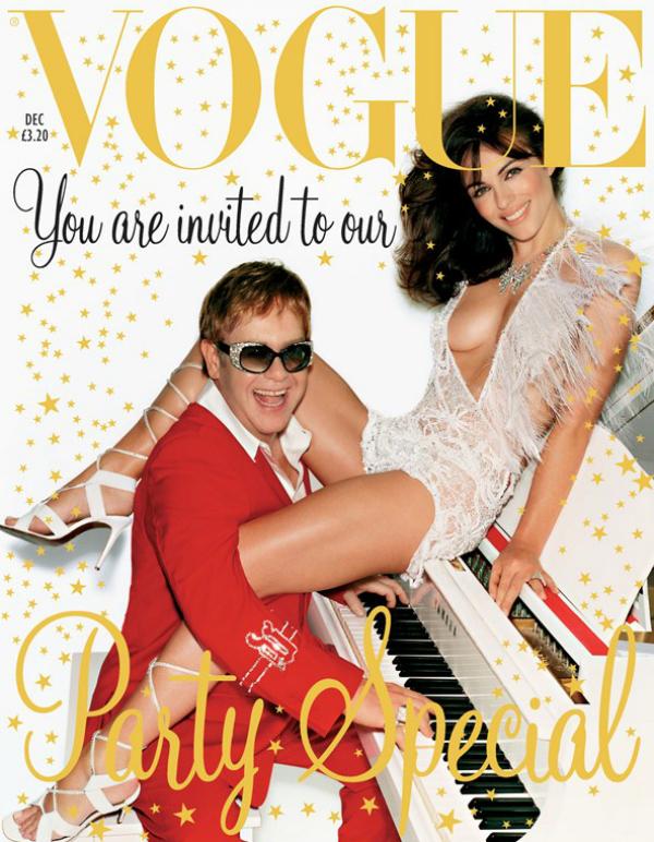 "prosinac 2002 Mario Testino: Arhiva ""Vogue"" fotografija"