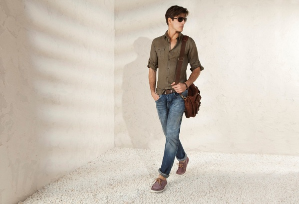 slika 12 Lookbook Massimo Dutti proleće/leto 2011.