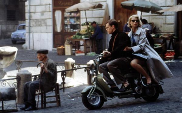 galerija film1 La Moda Italiana: Hajde da uzmemo neki dobar... motor!