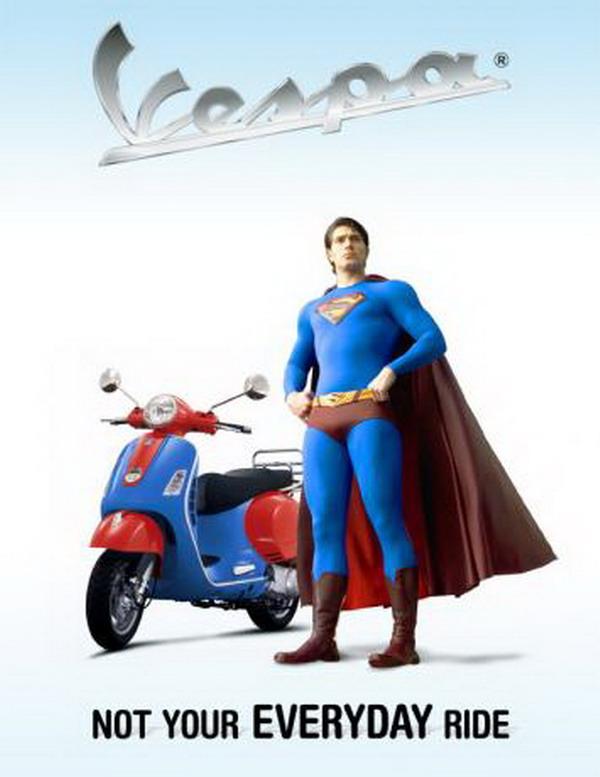 galerija reklama5 La Moda Italiana: Hajde da uzmemo neki dobar... motor!