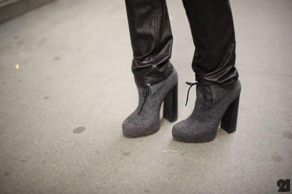 le 21eme arrondissement mija knezevic mij a porter soho new york street style fashion blog 4 Devojka za primer: Mija Knežević