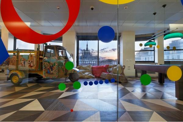 3 Google kancelarije širom Evrope
