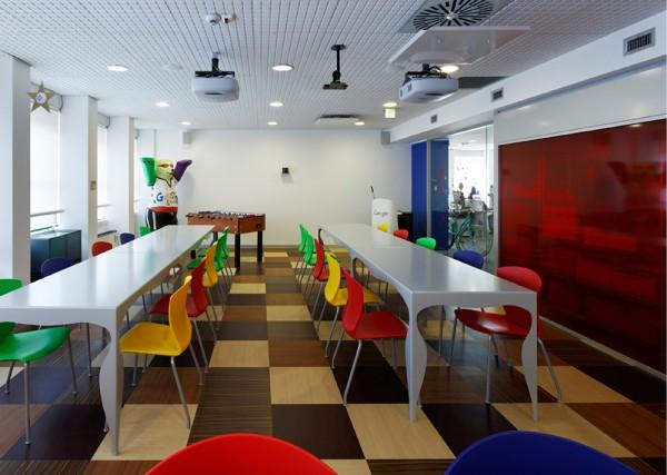 6 Google kancelarije širom Evrope