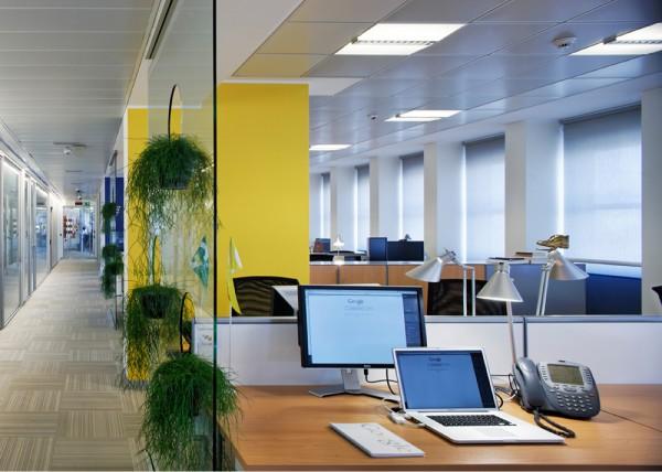 7 Google kancelarije širom Evrope