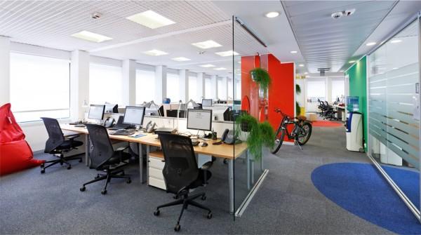 8 Google kancelarije širom Evrope