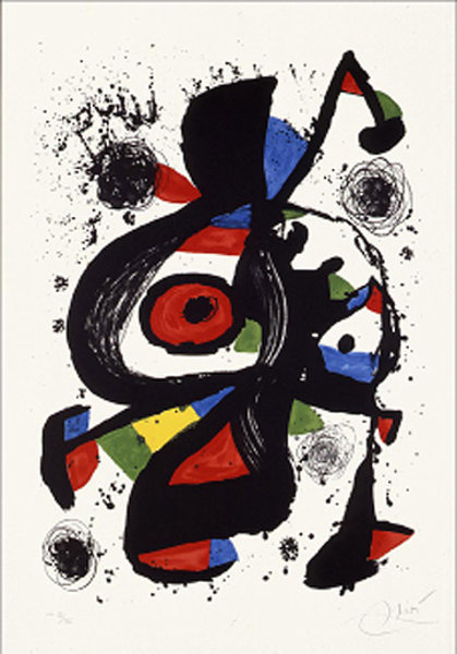 joan miro artwork large 59807 Joan Miró   između jave i sna