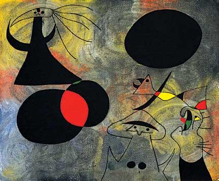 sunrise by joan miro Joan Miró   između jave i sna