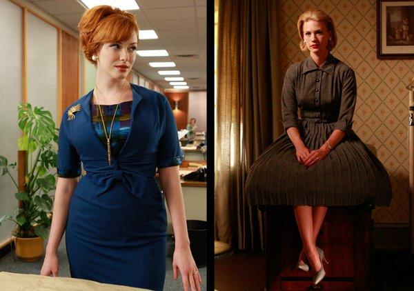 fashion intro joan betty t600 Modna inspiracija sa malih ekrana: Mad Men