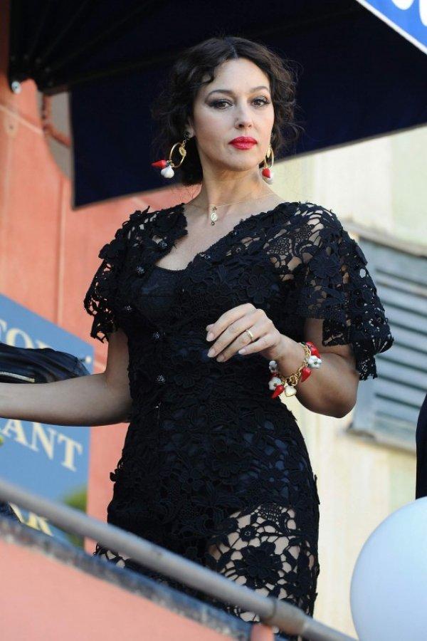 galerija dg1 La Moda Italiana: Monica Bellucci