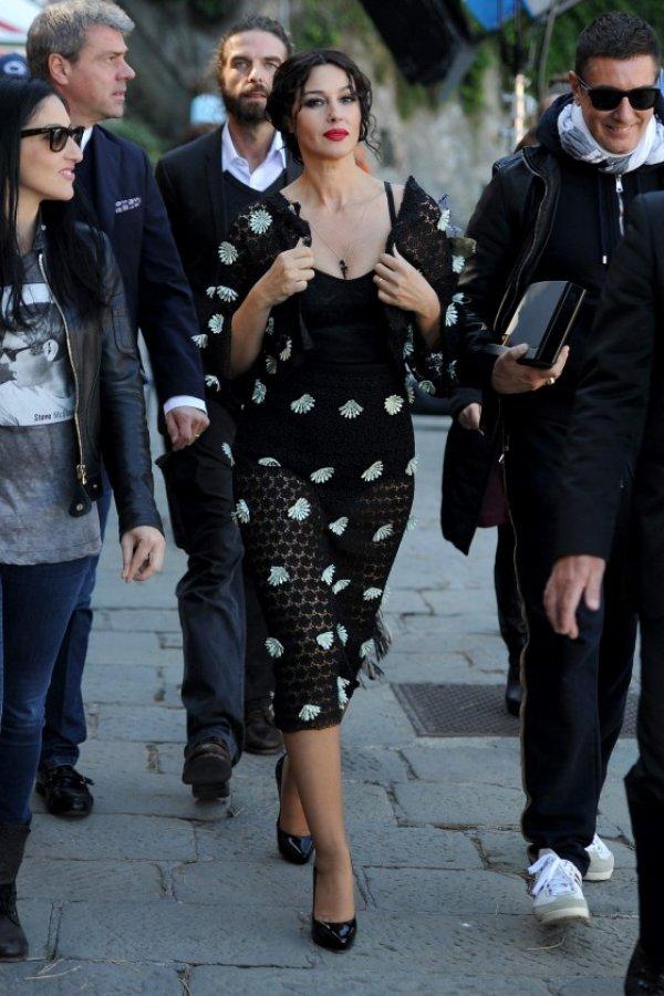 galerija dg2 La Moda Italiana: Monica Bellucci