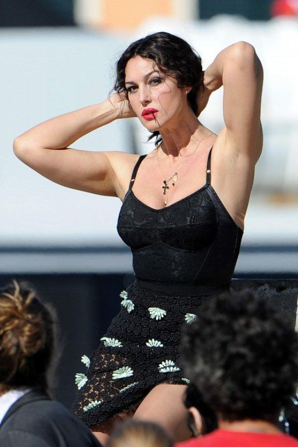 galerija dg3 La Moda Italiana: Monica Bellucci