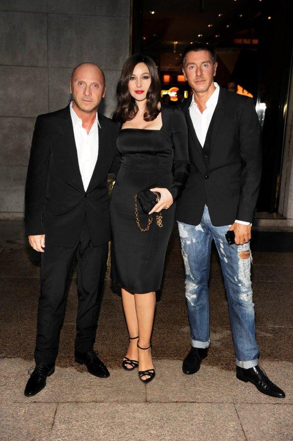 galerija dg5 La Moda Italiana: Monica Bellucci
