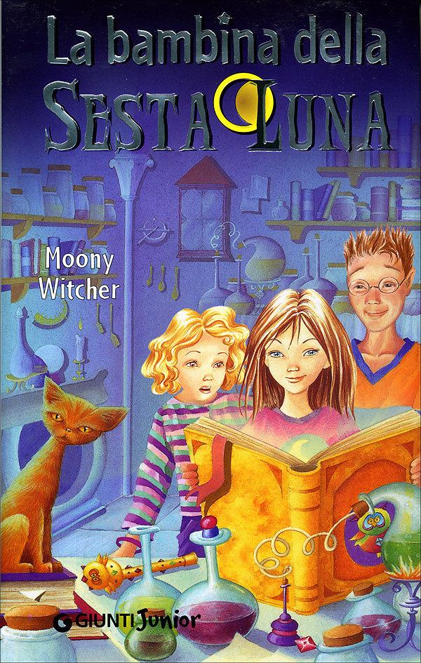 galerija 1 la bambina della sesta luna Moony Witcher: Najmesečastija veštica na svetu (2. deo)