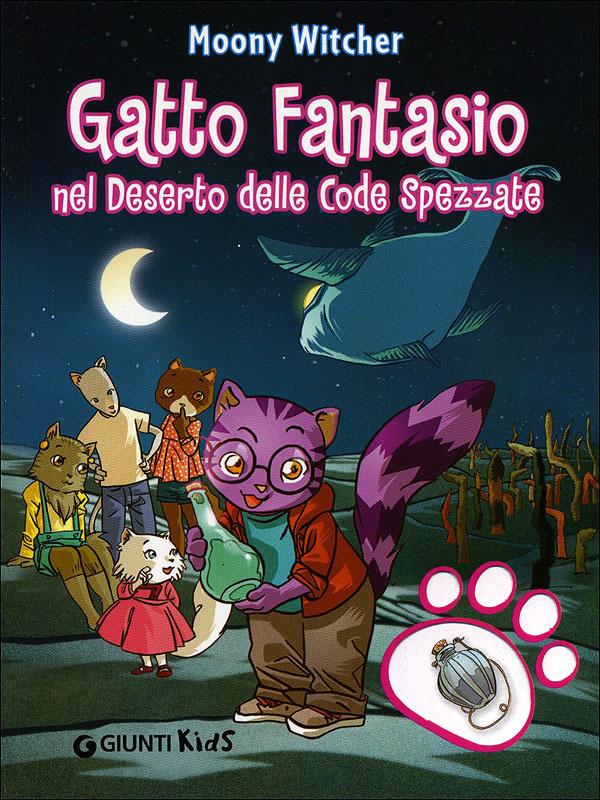 galerija 10gato fantasio nel deserto delle code spezzate Moony Witcher: Najmesečastija veštica na svetu (2. deo)