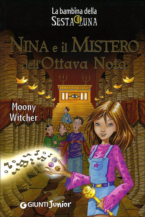 galerija 2 nina e il misterio dellottava nota Moony Witcher: Najmesečastija veštica na svetu (2. deo)