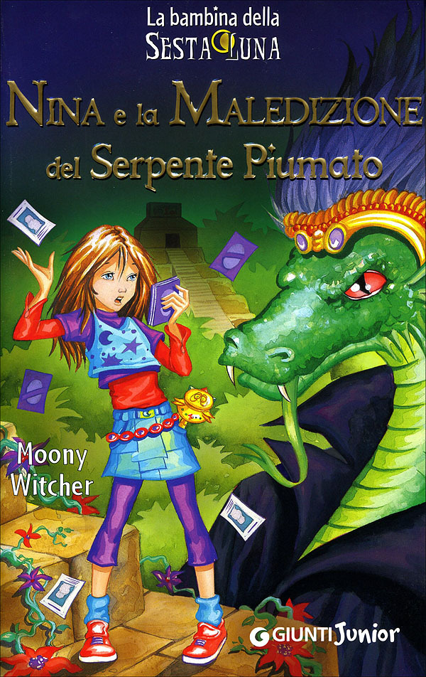 galerija 3 nina e la maledizione del serpente piumato Moony Witcher: Najmesečastija veštica na svetu (2. deo)