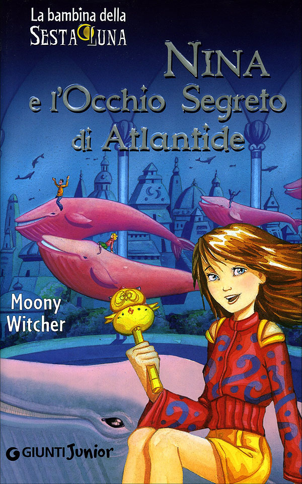 galerija 4 nina e l occhio segreto di atlantide Moony Witcher: Najmesečastija veštica na svetu (2. deo)