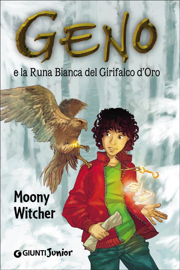 galerija 5 geno e la runa bianca del girifalco doro Moony Witcher: Najmesečastija veštica na svetu (2. deo)