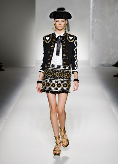 galerija moschino1 La Moda Italiana: Moschino   Couture&Shock
