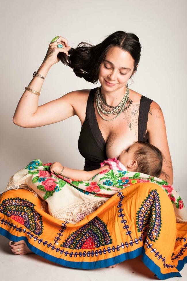 11 Mozaik vremena: Fotografije koje slave majčinstvo!